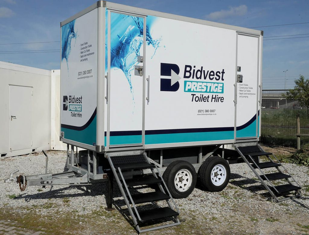 Bidvest Toilet Hire
